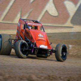 dirt track car