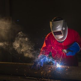 Welding to the resque