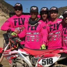 Amsoil Products  Help Team To Podium Finish In 24-Hours Motocross Race