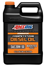 Amsoil DOMINATOR 20W-50 Competition Diesel Oil