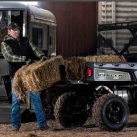 UTV for ranch work