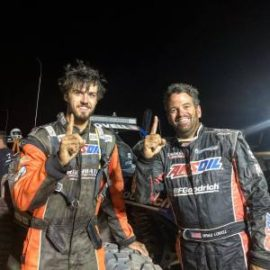 "AMSOIL Racing and Events Update: Lovell Takes Crown, Menzies ""Back in Black"""