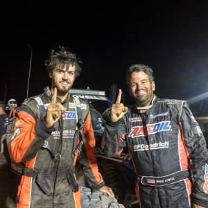 Brad Lovell and Jake Arbitter