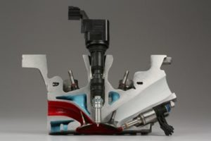 Direct Injection cutaway