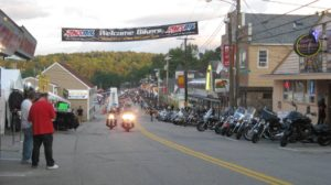 Laconia Bike Rally for real rough and tough bikers