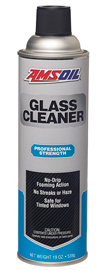 AMSOIL's Glass Cleaner