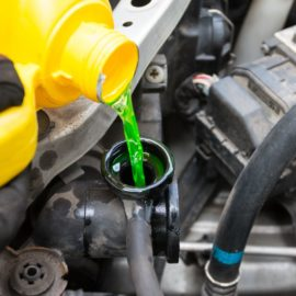 "Low-cost ""green"" coolants are the source of several problems,"