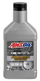 OE 0W-16 Synthetic Motor Oil