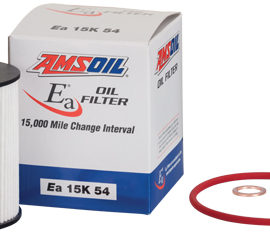 Amsoil cartridge oil filter