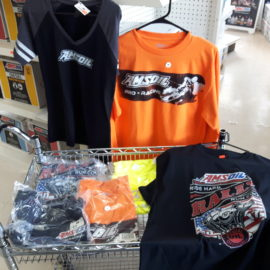 Wednesday! We're open. Free AMSOIL T-Shirt with Sig Series Case