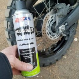 Use This to Keep Mud Off Your ATV, Dirt Bike and More