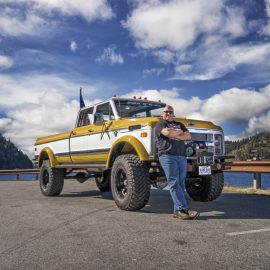 See How Rtech Fabrications Builds Trucks to do Truck Things
