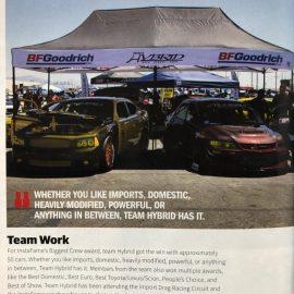 DSPORT Magazine showed its Hybrid Luv (the team's motto) with yet another feature, this time covering its InstaFame game. The team broke records in April after taking home 17 trophies with only a few of its chapters in attendance.