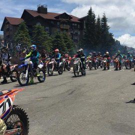Snowshoe Race West Va.