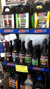 Amsoils diesel fuel additive selection