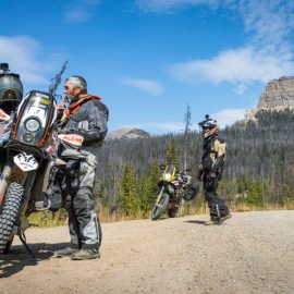 continental divide motorcycle trip