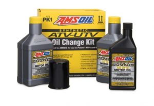 atv and utv oil change kits