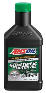 0W-20 Signature Series Synthetic Motor oil ASM