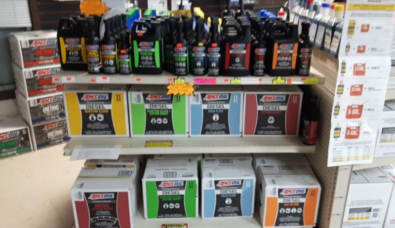 Diesel Fuel Additive Selection In Omaha Store
