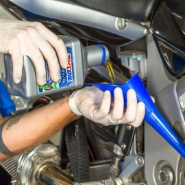 How to Change the Oil in your Motorcycle