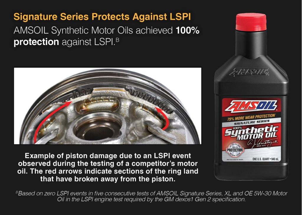 LSPI Test passed 100%
