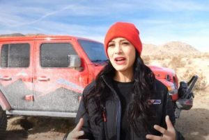 AMSOIL Jeep and off-road enthusiast Tiffany Stone