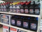 race oil shelf